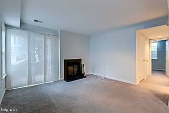 Living Room, 2901 S Woodley St A, 2