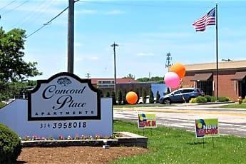 Community Signage, 11550 Concord Village Ave, 0