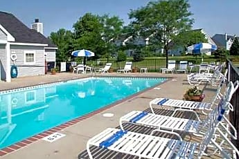 Pool, Alden Pond Townhomes, 0