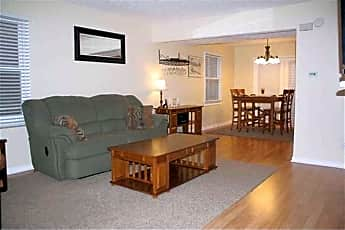 Living Room, 516 E. 10th Street, 1