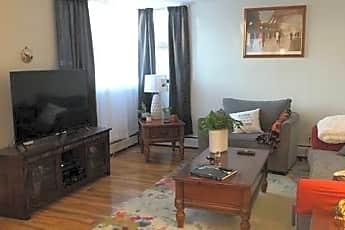 Living Room, 2500 Blaisdell Ave Apt 110, 1