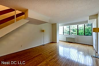 Living Room, 1245 13th St NW Unit 306, 0