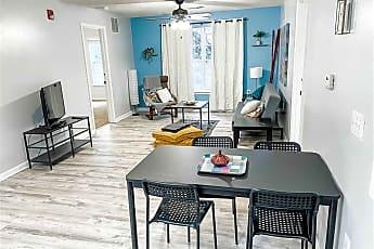 Dining Room, 3000 S Adams St 824, 0