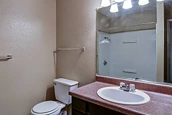 Bathroom, Arbor Place, 2