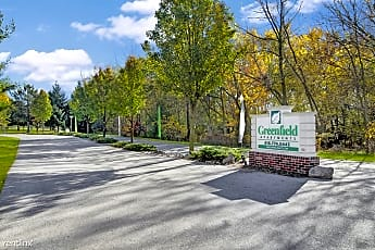 Community Signage, Greenfield Apartment Homes, 0