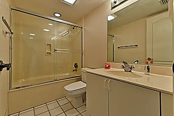Bathroom, 3 Oceans West Blvd Apt 6B6, 1