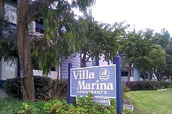 The Villa Marina Apartments, 0