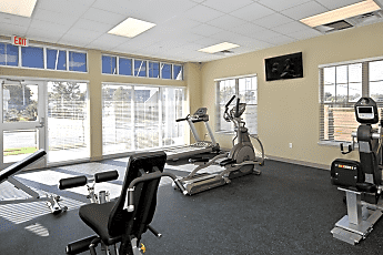 Fitness Weight Room, West Park, 2