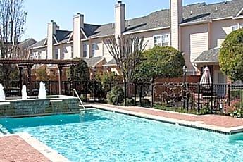 Pool, 2431 South Court Circle, 1