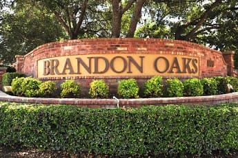 Community Signage, Brandon Oaks, 2