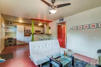Living Room, The Q @ Vassar North, 0