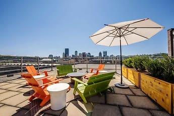 Patio / Deck, Park View Apartments, 0