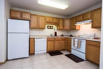 Kitchen, Stonebridge Apartments, 0