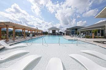 Pool, Mosby Poinsett Apartments, 0