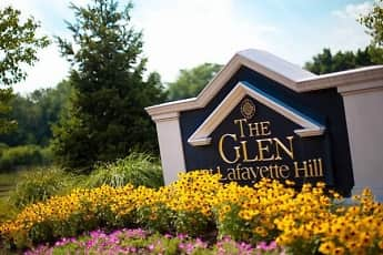 Community Signage, The Glen at Lafayette Hill, 0
