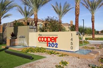 Community Signage, The Cooper 202, 2