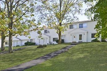 Building, Laurelwood Apartments, 2