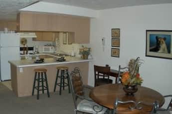 Kitchen, Cedar Breaks, 1