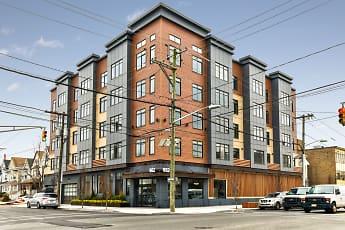 Building, Peninsula Terrace, 1