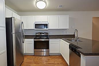 Kitchen, Independence Park, 1