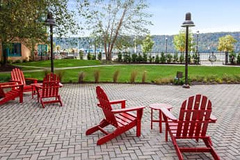 Patio / Deck, Hudson Park North, 2