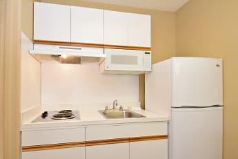 Kitchen, Furnished Studio - San Antonio - Airport, 1