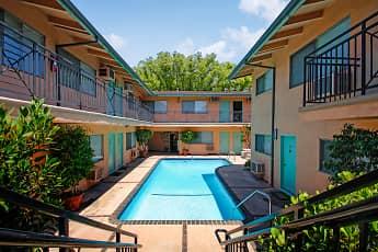 Pool, Mar Vista Apartments, 1