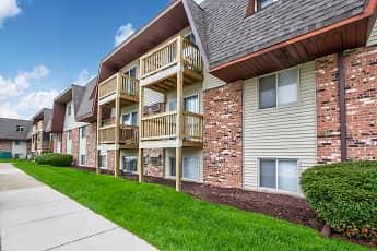 Building, Timber Creek Apartments, 1