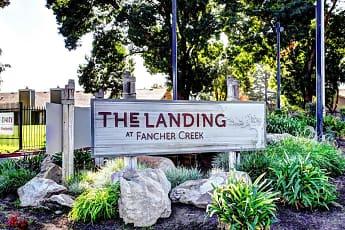 Community Signage, Landing At Fancher Creek, 0