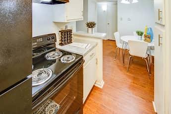 Kitchen, Springhill, 1