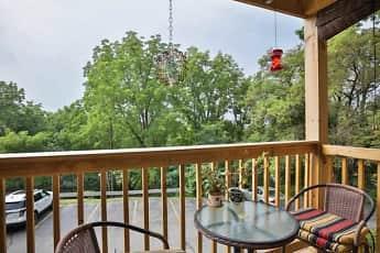 Patio / Deck, High Ridge Apartments, 1