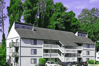 Building, Brookside Apartments, 1