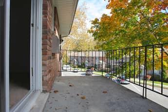 Patio / Deck, Eagle Rock Apartments At Woodbury, 2