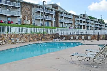 Pool, Carriage Hill Apartments, 0