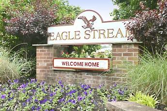 Community Signage, Eagle Stream Apartments, 2