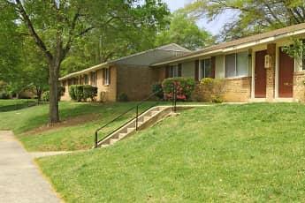 Building, South Ridge Apartments, 0