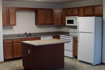 Kitchen, Lakewood Place, 0