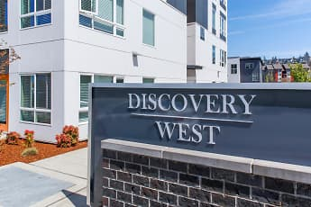 Community Signage, Discovery West, 0