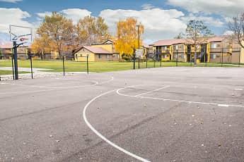 Playground, The Redwood, 2