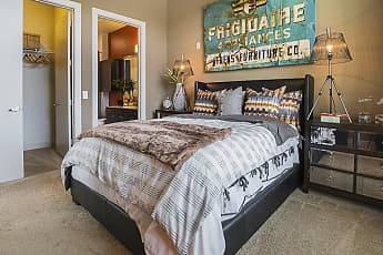 Bedroom, Bell Knox District, 1