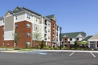 Building, Marcella at Town Center Apartments and Townhomes, 0