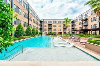 Pool, Pearl Midlane River Oaks, 0