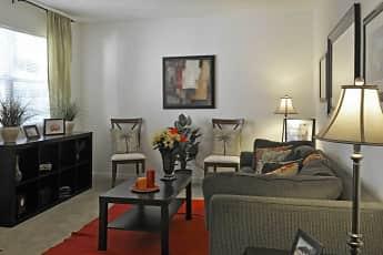 Living Room, Sterling Riverside, 0