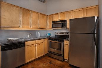 Kitchen, Raven Place, 0