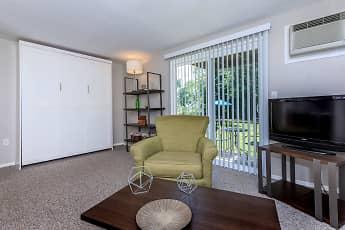 Living Room, Autumn Ridge Studio, 0