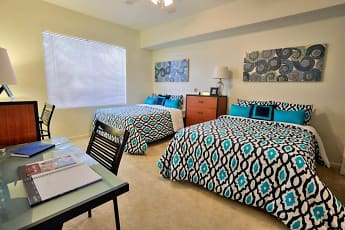 Bedroom, Legacy Student Living, 1