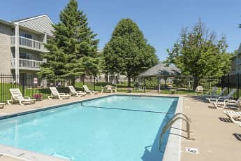 Pool, Northpointe Apartments, 0