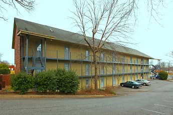 Building, Quail Ridge Apartments, 0