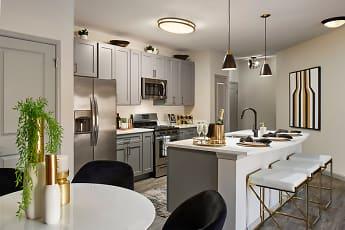 Kitchen, Ten Trumbull, 2