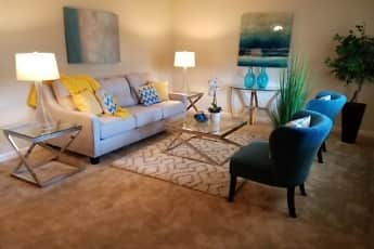 Living Room, Sedona Lane Apartments, 0